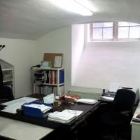 Rekonstrukce - nová kancelář